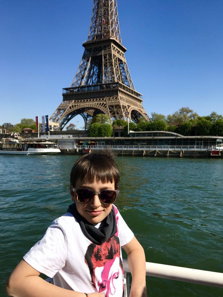 Bootstour zum Eiffelturm | Berlinmittemom.com