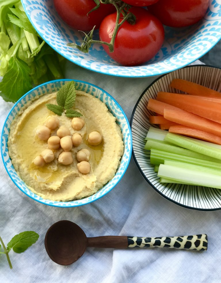 Homemade Hummus | Berlinmittemom.com