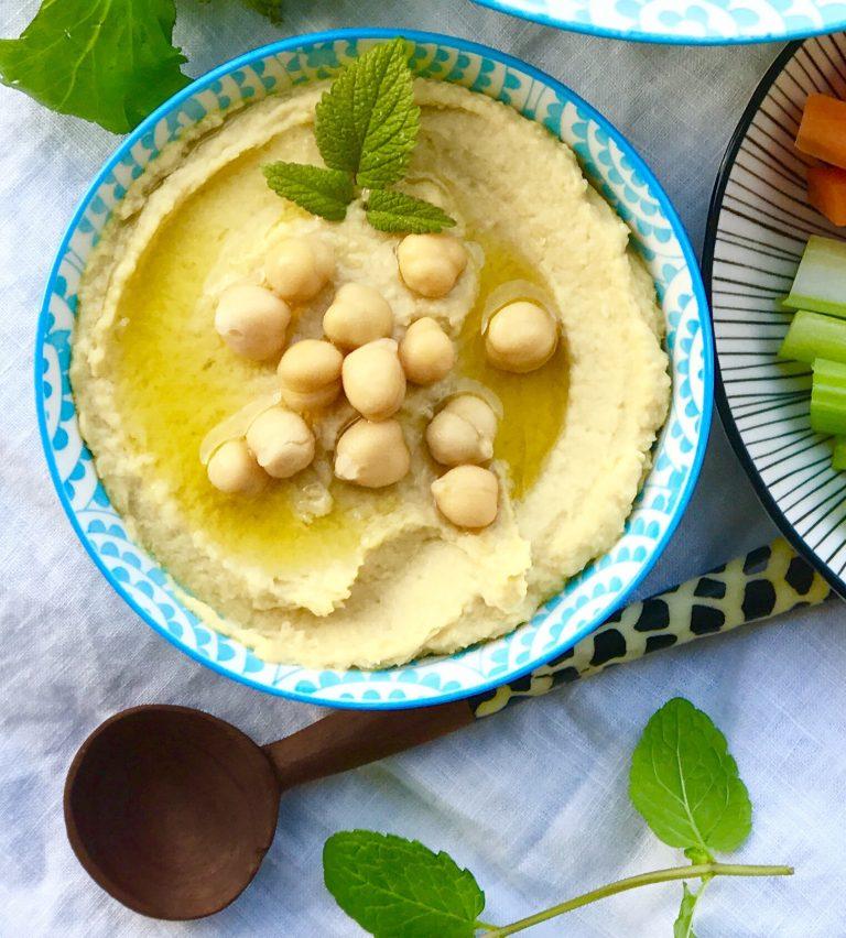Selbstgemachter Hummus | Berlinmittemom.com