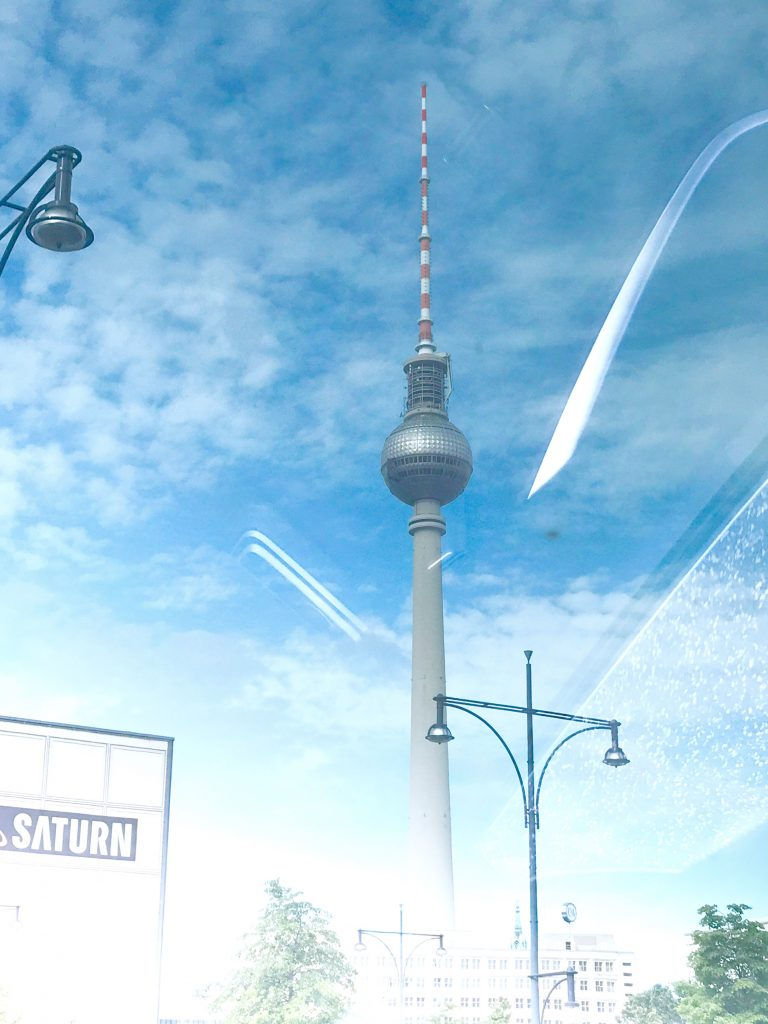 Fernsehturm Berlin | Berlinmittemom.com