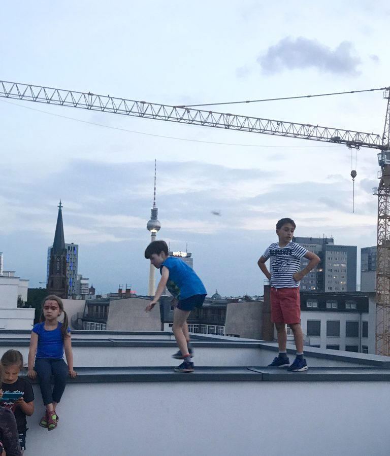 Rooftopping Berlin | Berlinmittemom.com