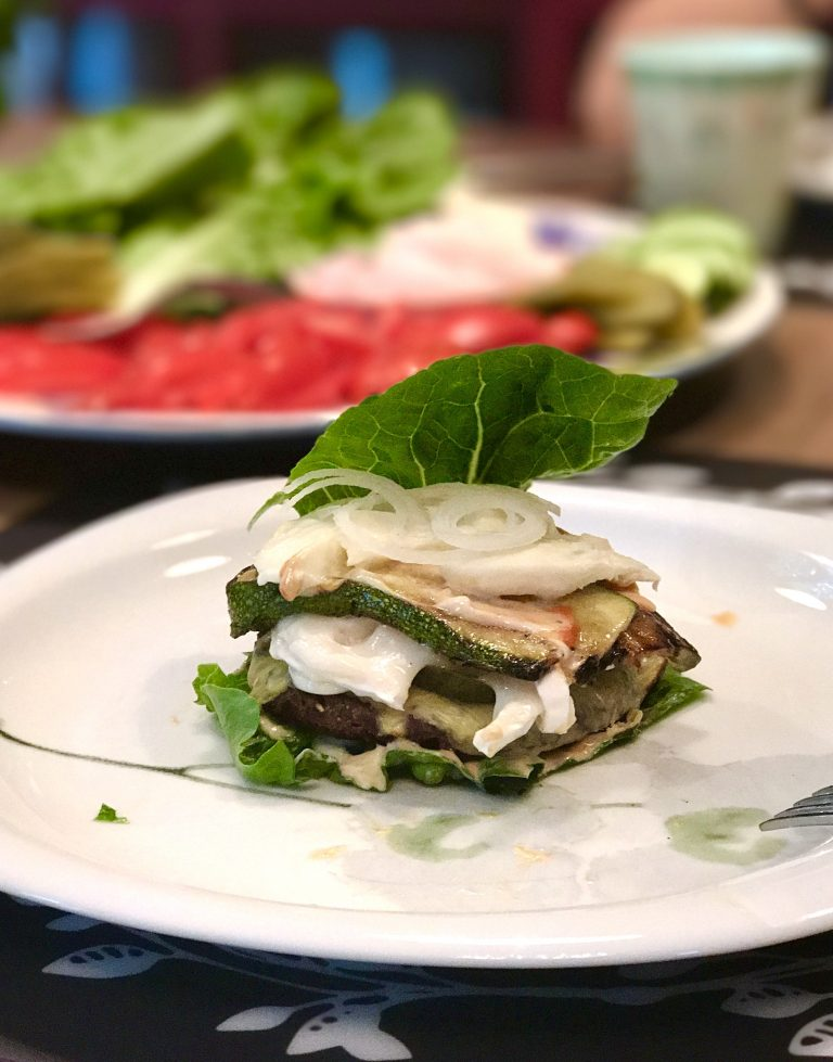 Skinny Burger | Berlinmittemom.com