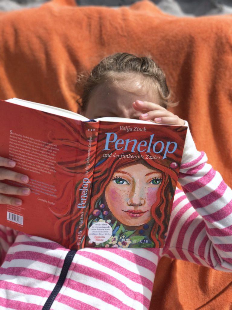 Freitagslieblinge: Penelop und der funkelrote Zauber