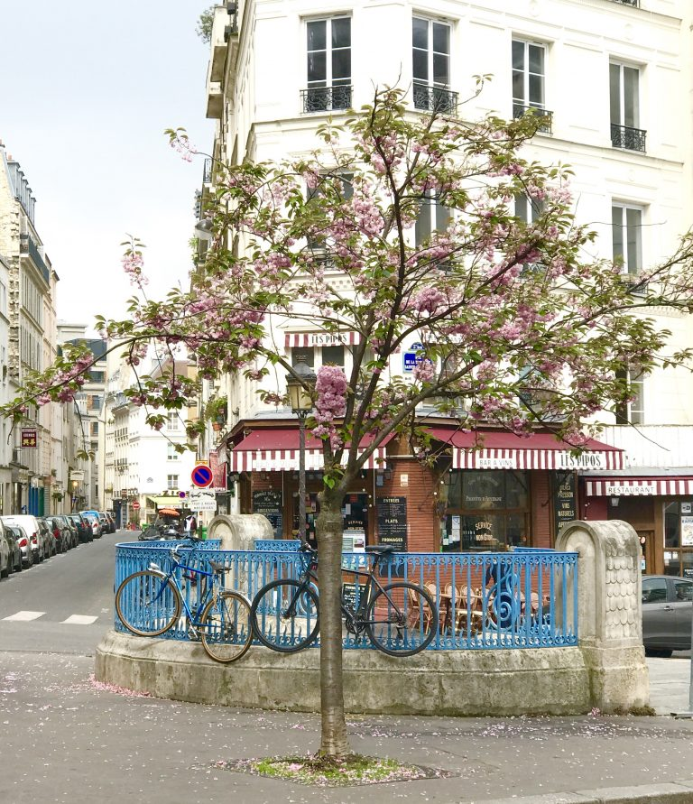 Spaziergang durch Montmartre | Berlinmittemom.com