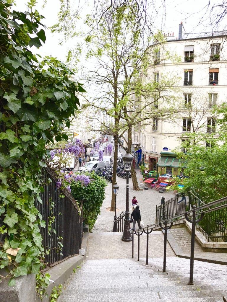 Paris mit Kindern: Spaziergang durch Montmartre | Berlinmittemom.com