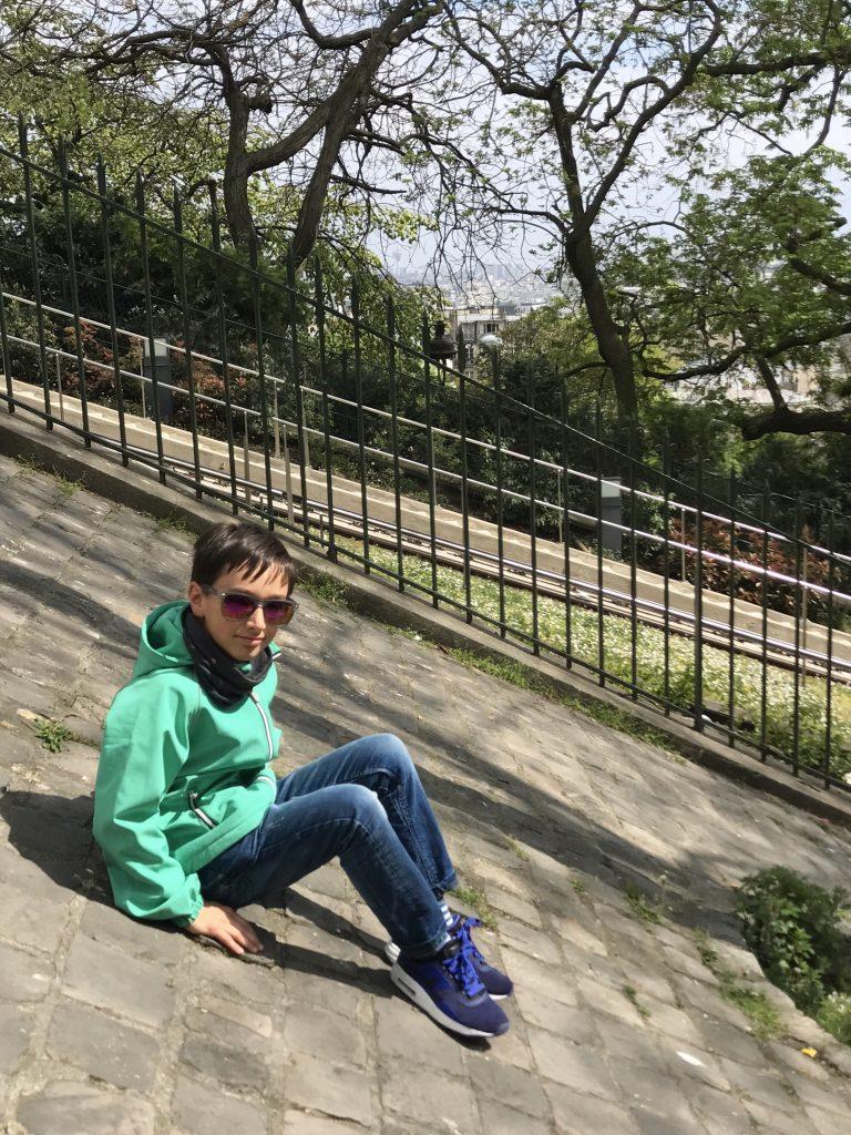 Lieblingsbub in Montmartre | Berlinmittemom.com