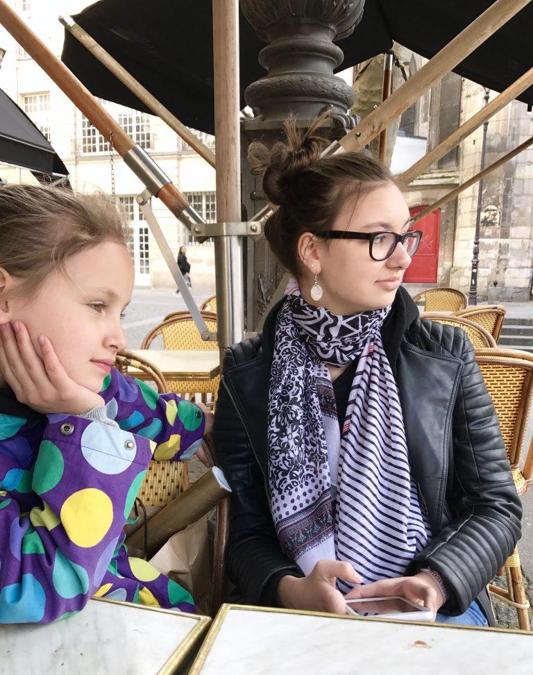 Crêpérie am Centre Pompidou | Berlinmittemom.com