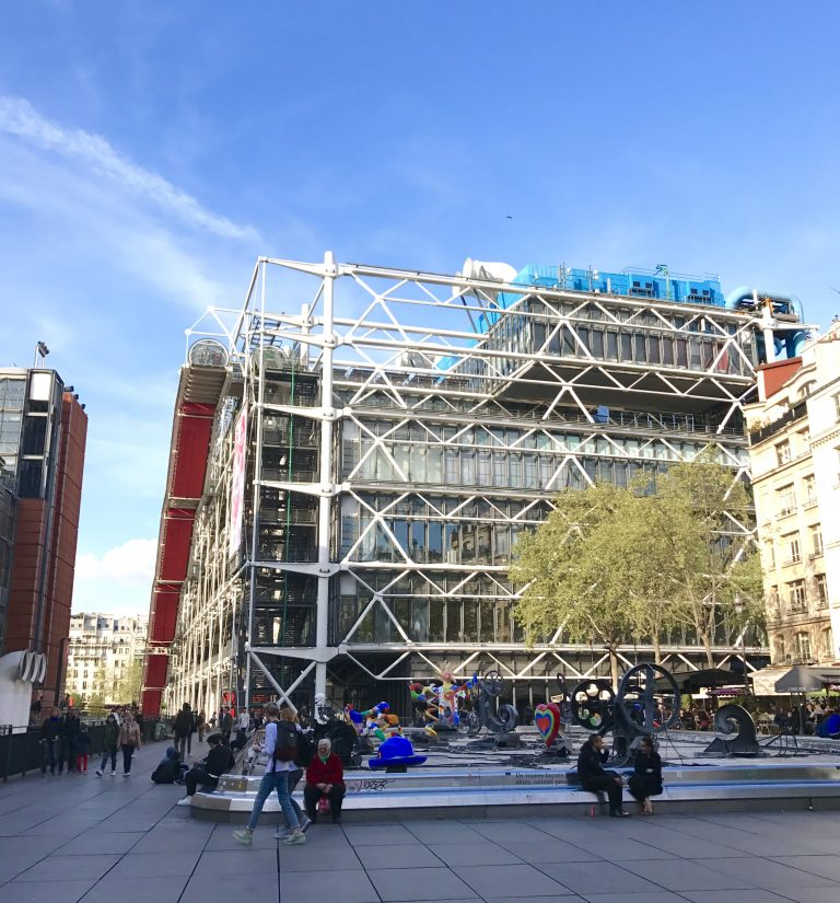 Centre Pompidou | Berlinmittemom.com