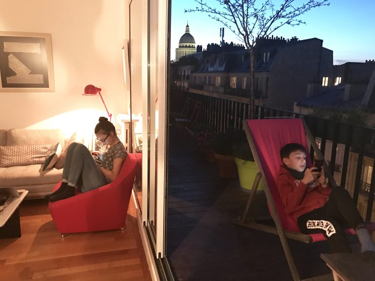 Paris, Chillmodus | Berlinmittemom.com