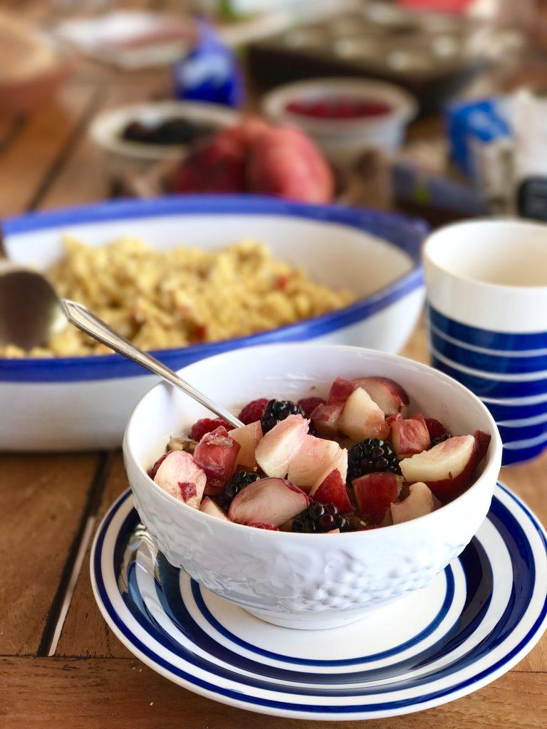 Urlaubsfrühstück | berlinmittemom.com