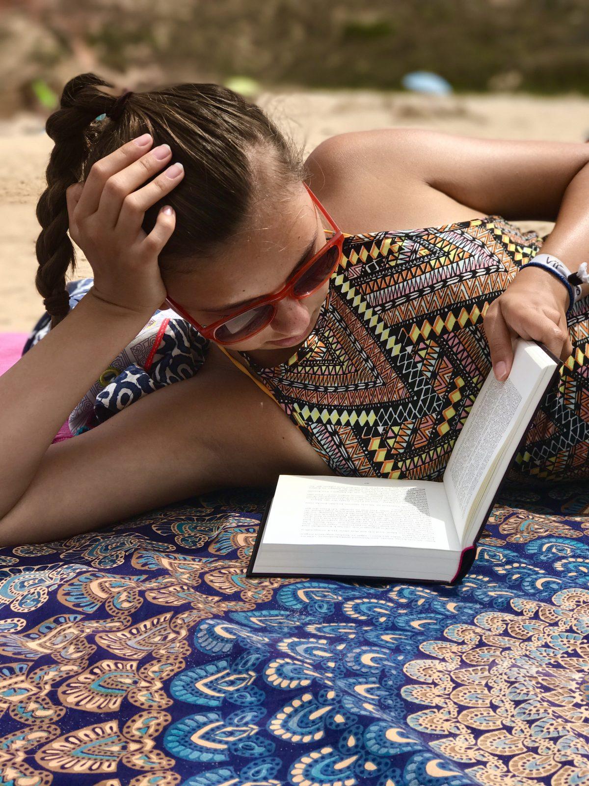 Freitagslieblinge - Ferienzeit ist Lesezeit
