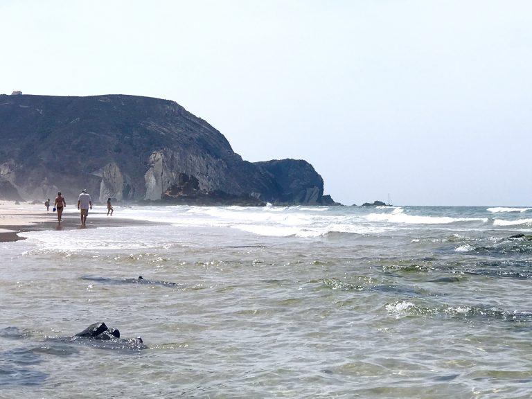 Praia Cordoama und Castelejo   berlinmittemom.com