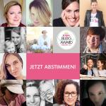 13 Miniportraits ::: Die Finalistinnen des scoyo Eltern! Blogaward 2017
