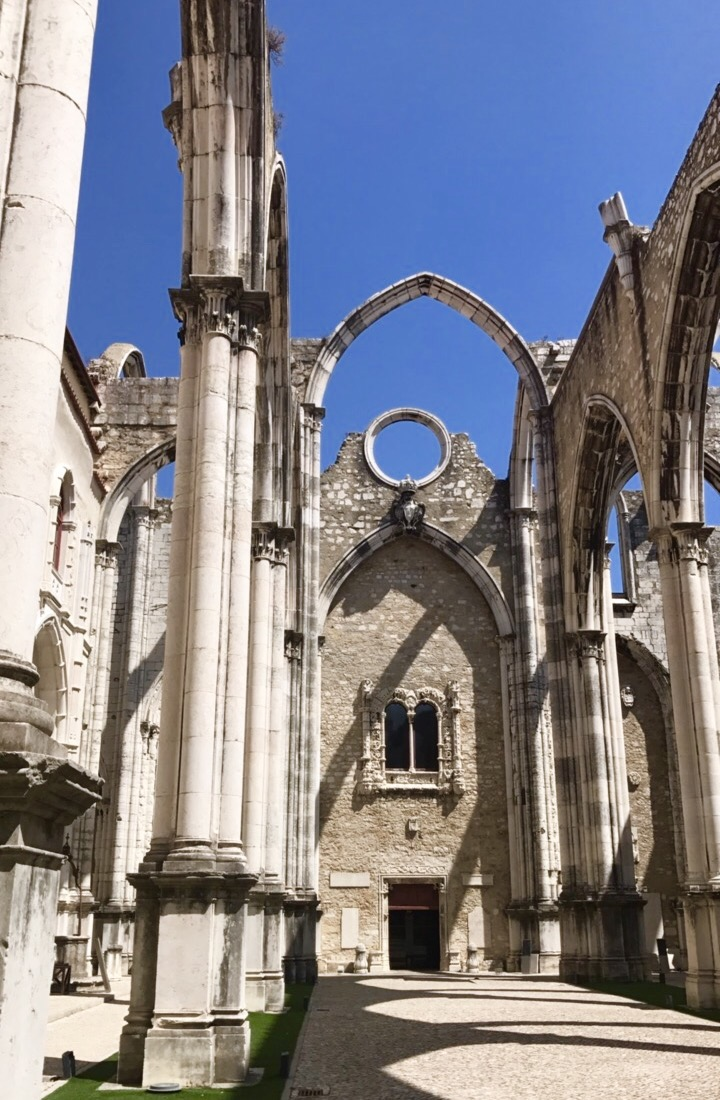 Convento do Carmo | berlinmittemom.com