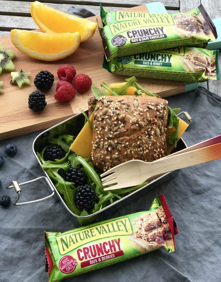 Gesunder Snack für die Schule | berlinmittemom.com