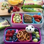 Lunchboxliebe für alle Tage ::: Back to school mit Crunchy Riegeln