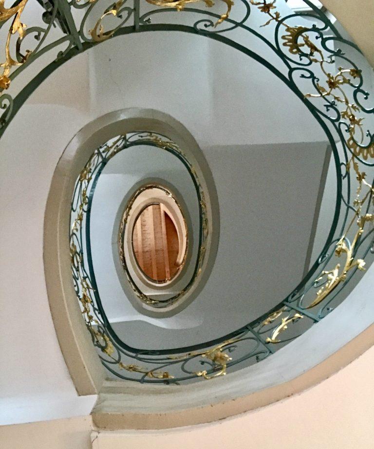 Detail: Rosenhöfe Berlin