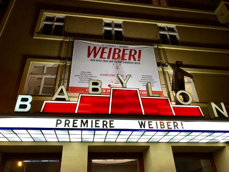 Freitagslieblinge: Filmtheater Babylon Berlin