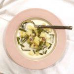 Kindheitserinnerungen zum Löffeln ::: Cranzer Bohnensuppe mit Speck