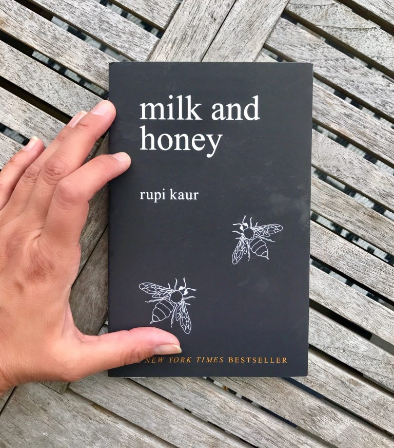 Rupi Kaur: Milk & Honey | berlinmittemom.com