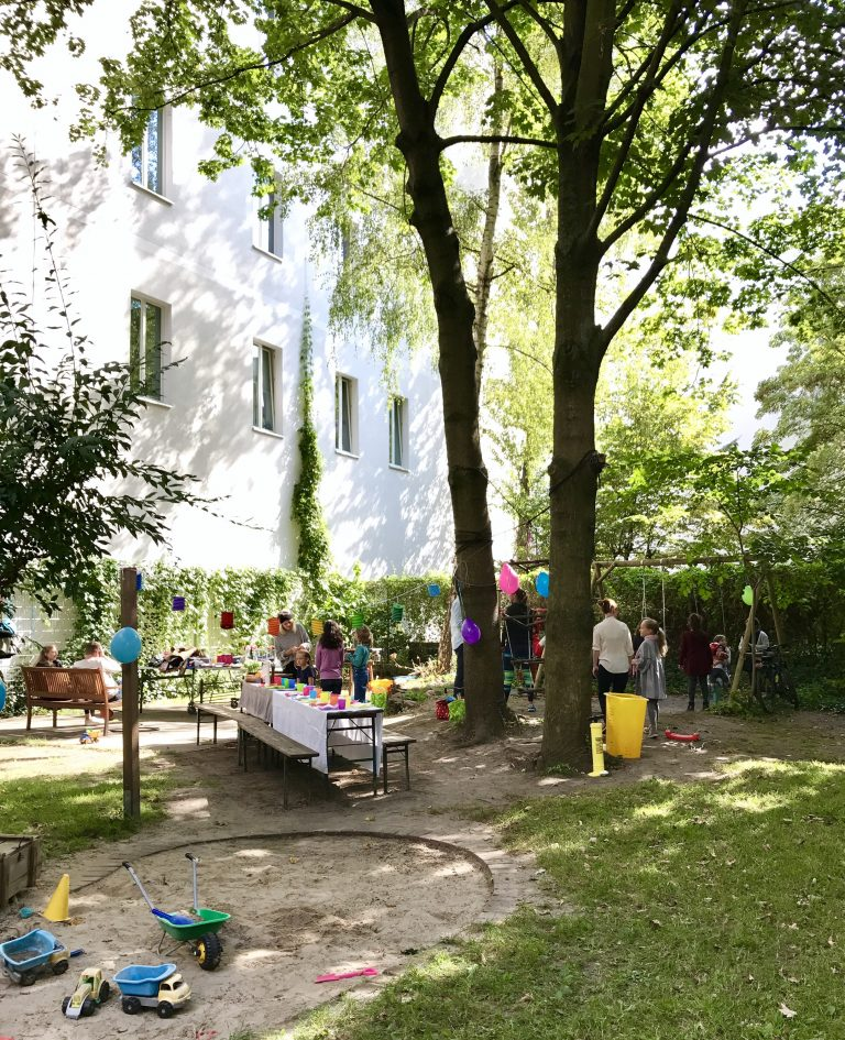 Kreuzberg, Innenhof | berlinmittemom.com