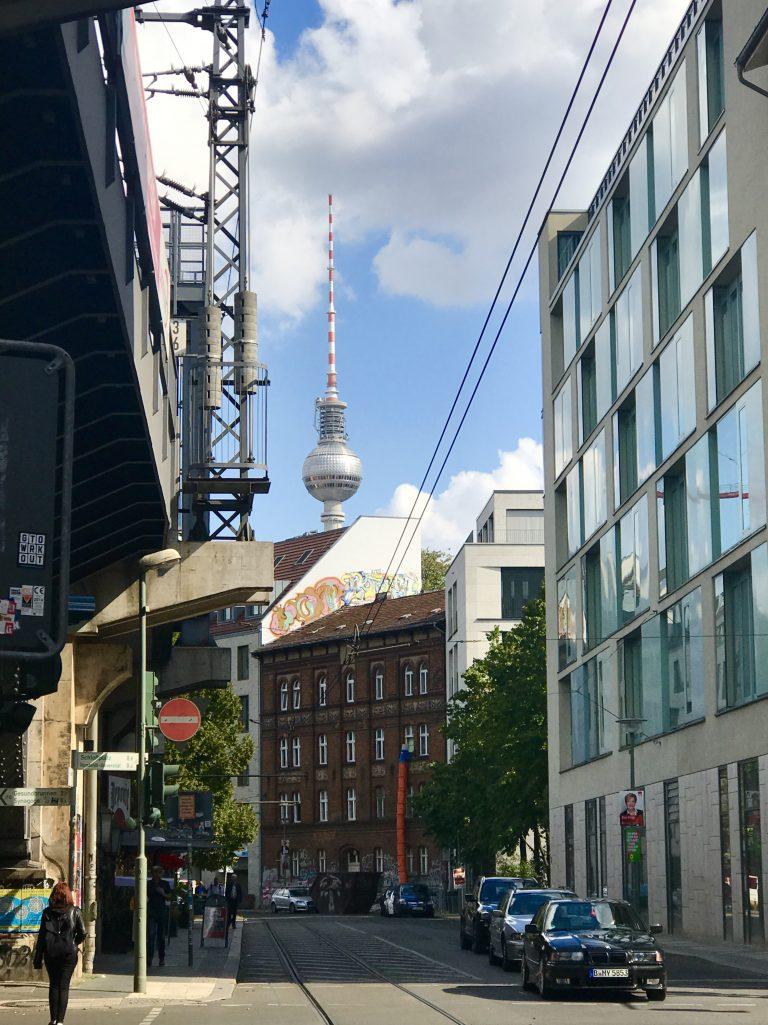 Fernsehturm, Berlin MItte | berlinmittemom.com