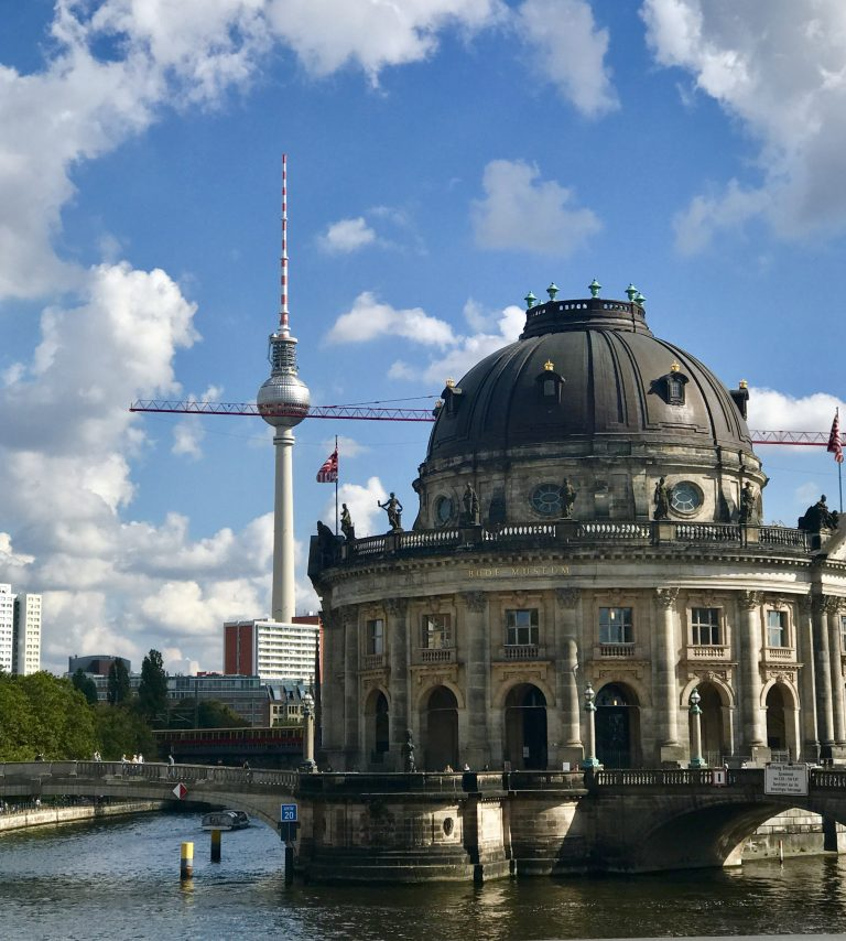 Museumsinsel, Berlin | berlinmittemom.com