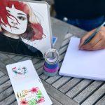 Back to school in Style ::: Liebste Schul-Accessoires für Teenies mit Redbubble