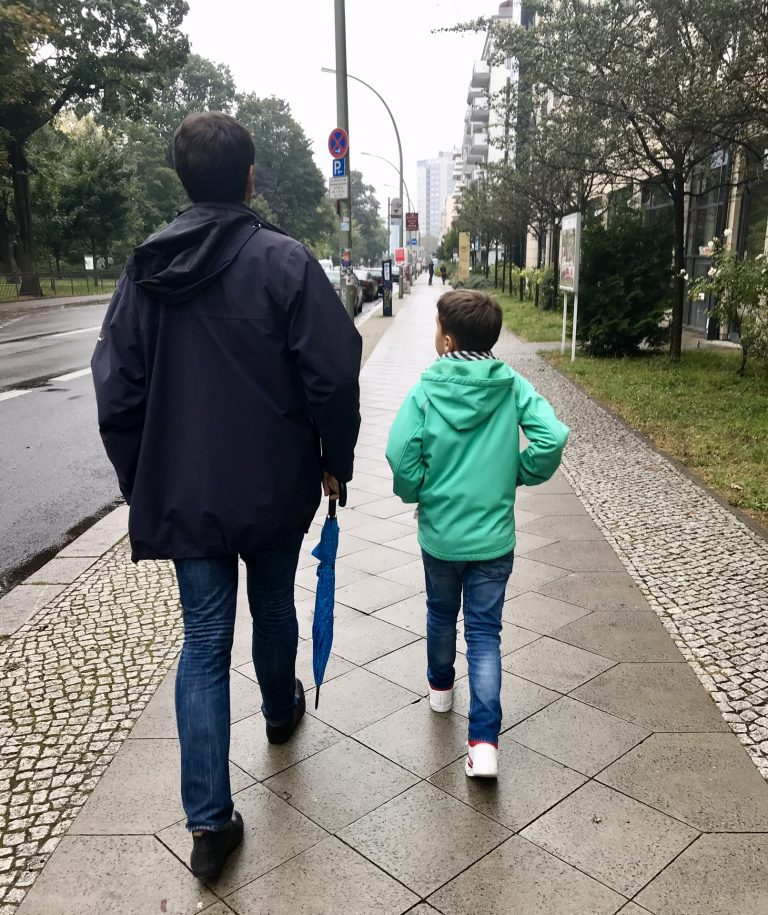 Auf dem Weg zur Wahl | berlinmittemom.com