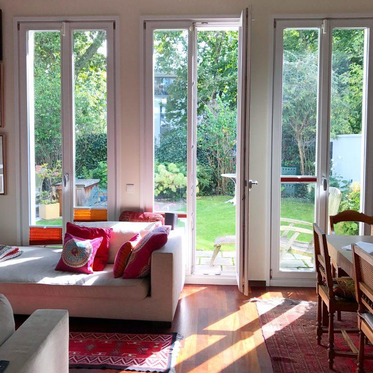 Home office mit Ausblick | berlinmittemom.com