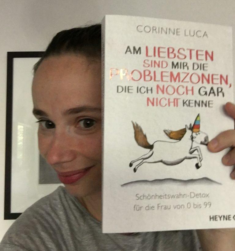 Corinne Luca: Am liebsten sind mir die Problemzonen, die ich noch gar nicht kenne | berlinmittemom.com