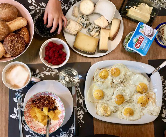 Familienfrühstück | berlinmittemom.com