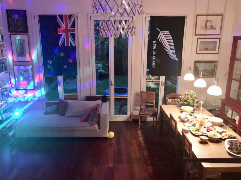 Farewell Party Neuseeland