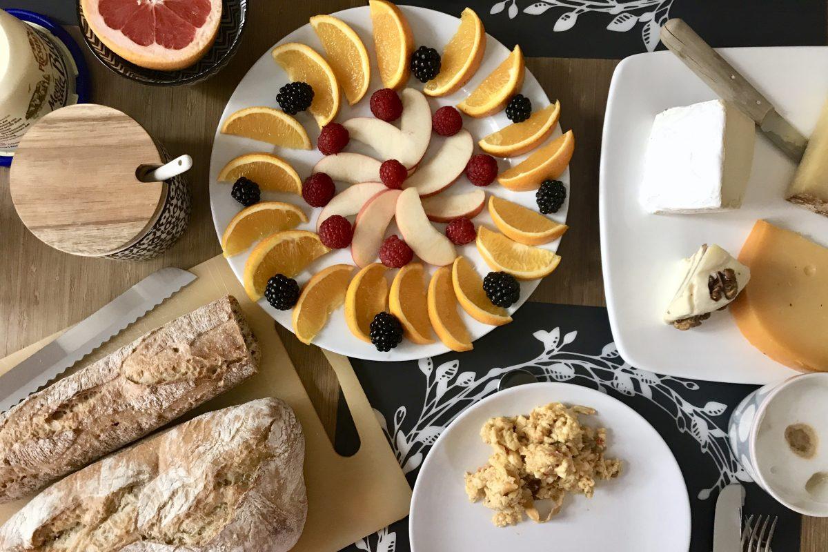 Langschläferfrühstück | berlinmittemom.com