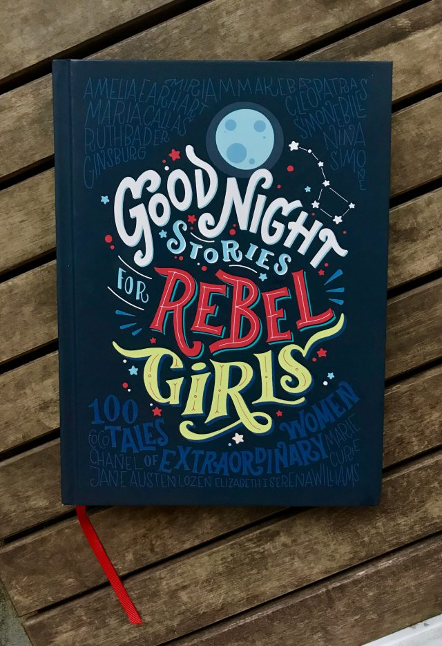 Good NIght Stories for Rebel Girls | berlinmittemom.com