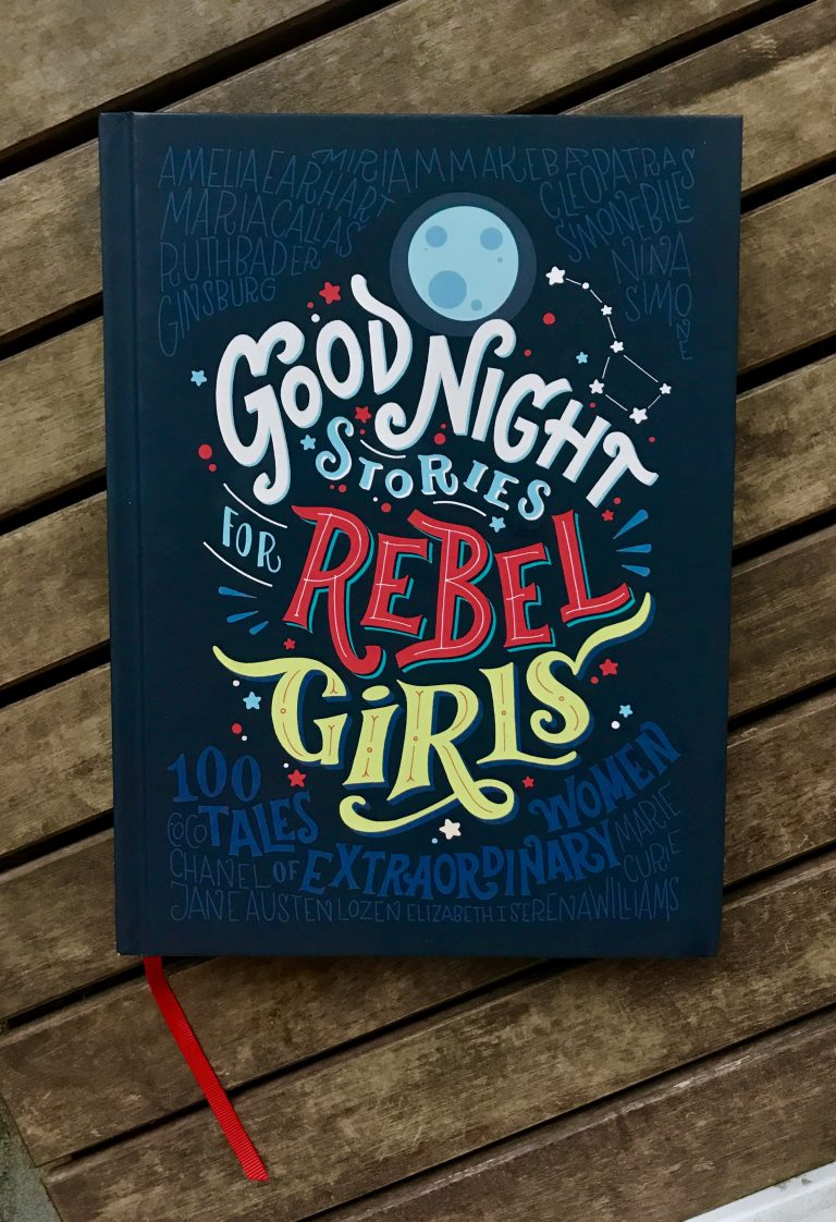 Good NIght Stories for Rebel Girls | berlinmittemom.com