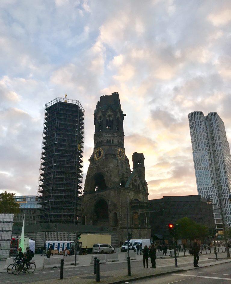Wochenende in Bildern: Gedächtniskirche, Berlin | berlinmittemom.com