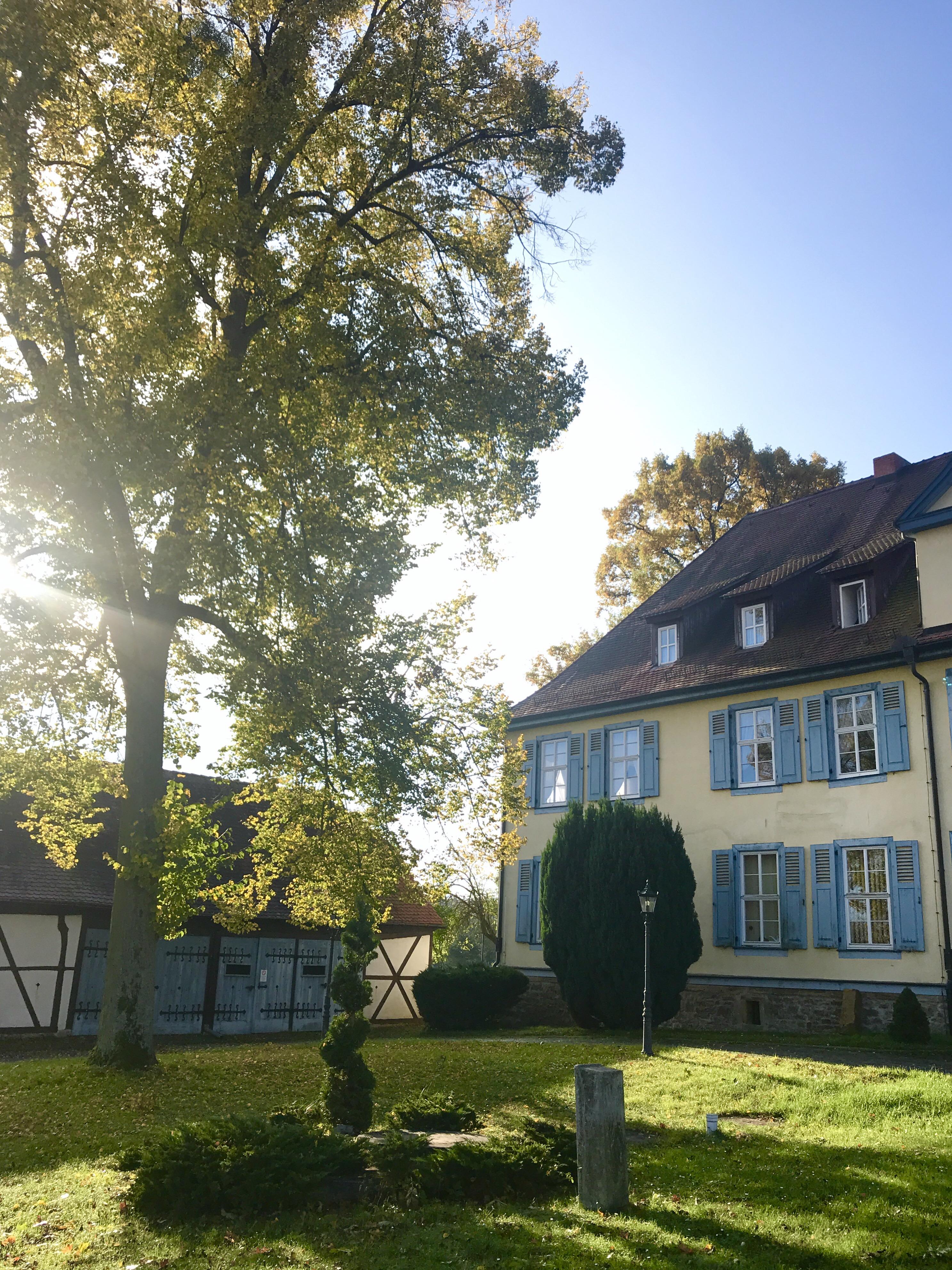 Hotel zum Herrenhaus im Nationalpark Hainich   berlinmittemom.com