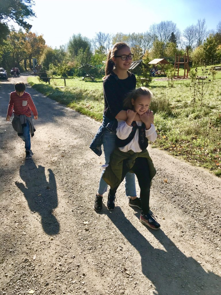 Berlinmittekids im Nationalpark Hainich | berlinmittemom.com