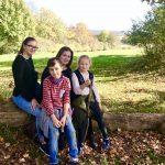 Ausflug in den goldenen Herbstwald ::: Wochenende in Bildern