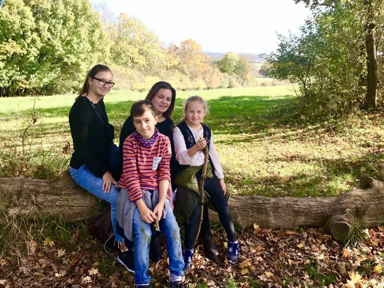 Familie Berlinmittemom im Herbst | berlinmittemom.com