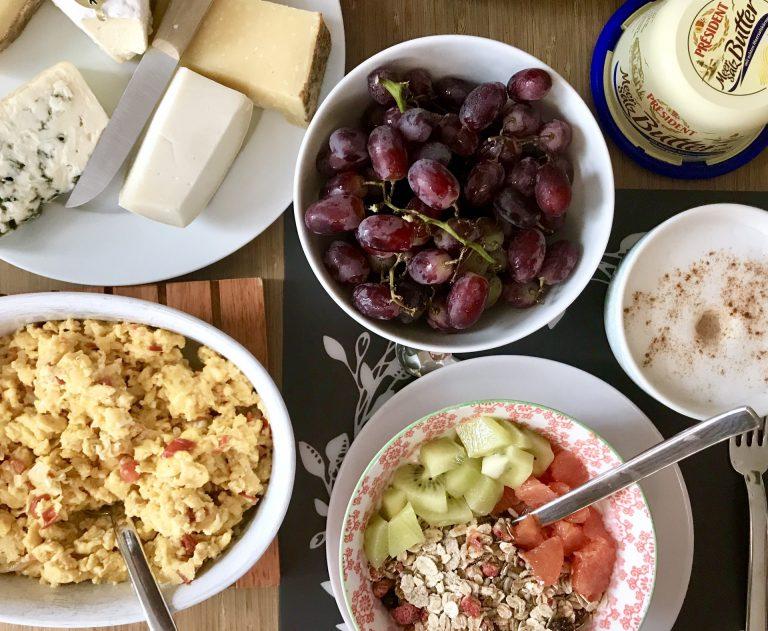 Wochenende in Bildern: Familienfrühstück | berlinmittemom.com