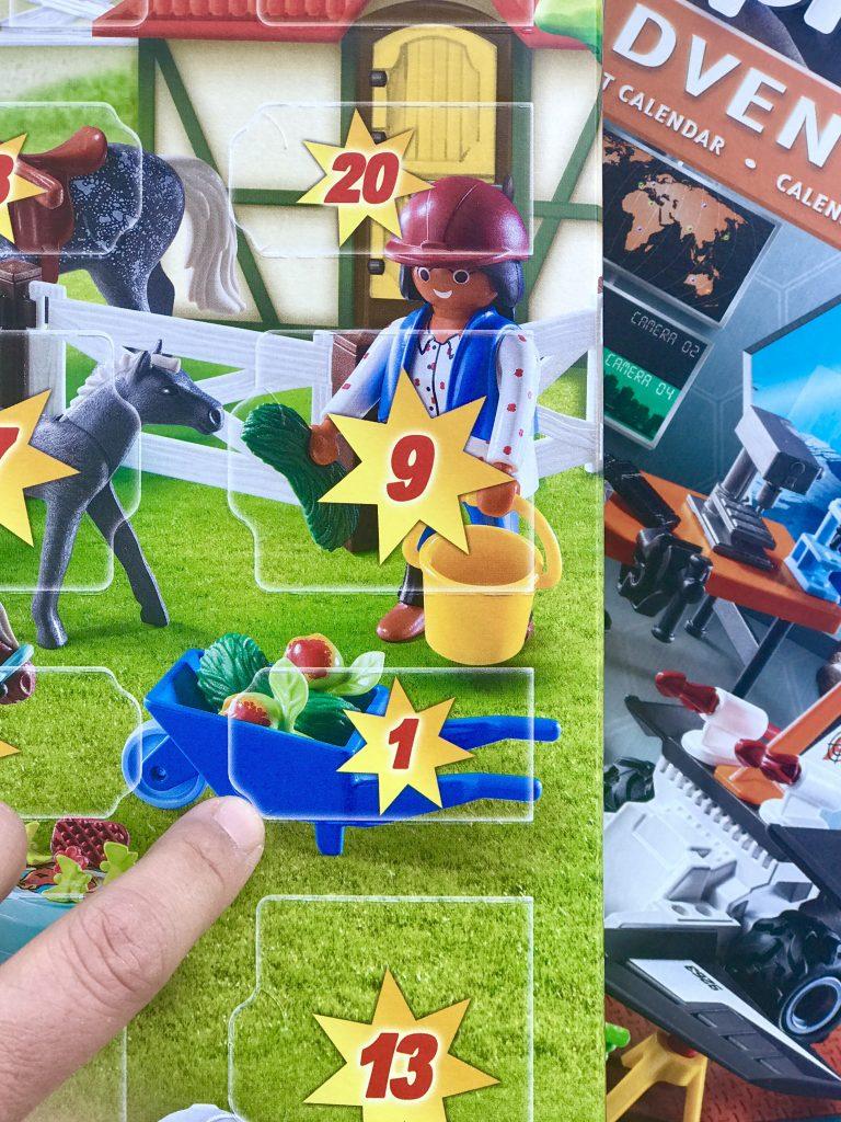 Playmobil Adventskalender 2017