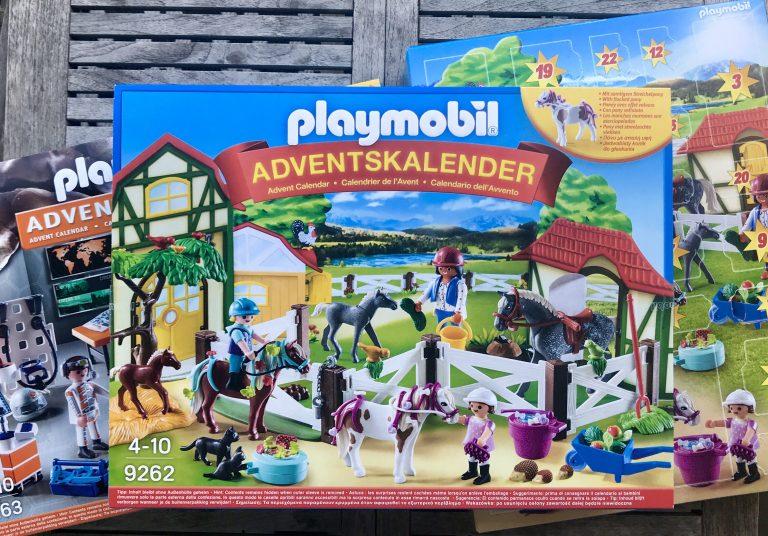 Playmobil Adventskalender 2017 | berlinmittemom.com