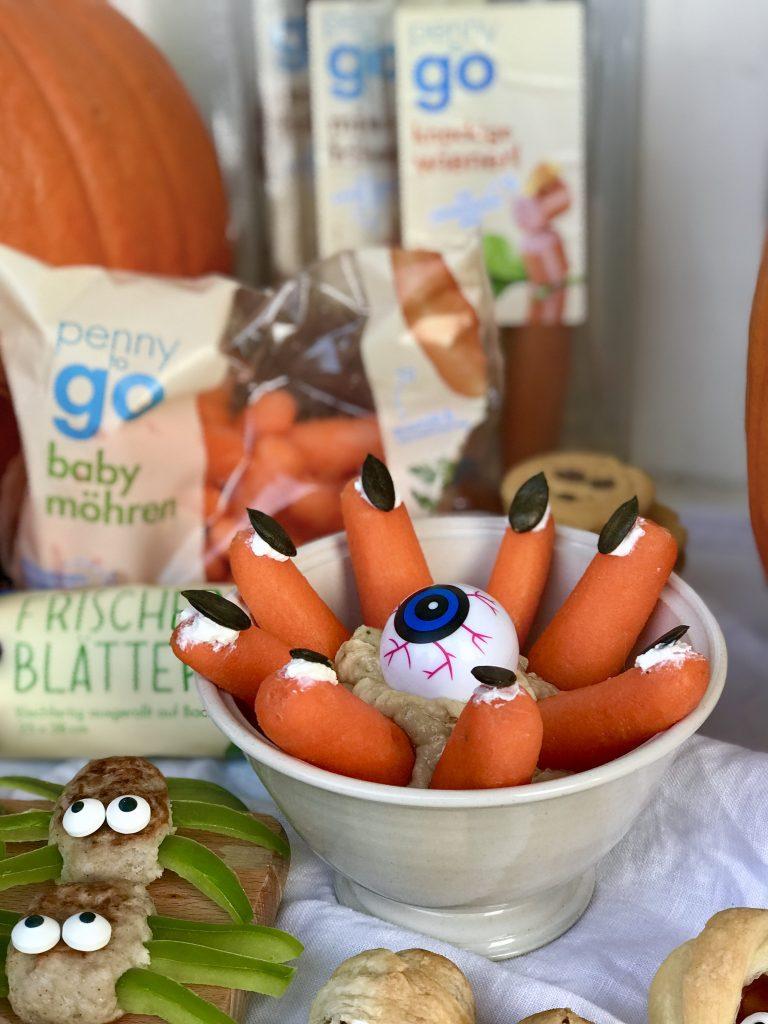 Halloween Snack: Leichenfinger | berlinmittemom.com
