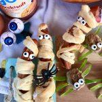Würstchenmumien & Vampirblut ::: Halloween – Snacks und Ideen mit PENNY