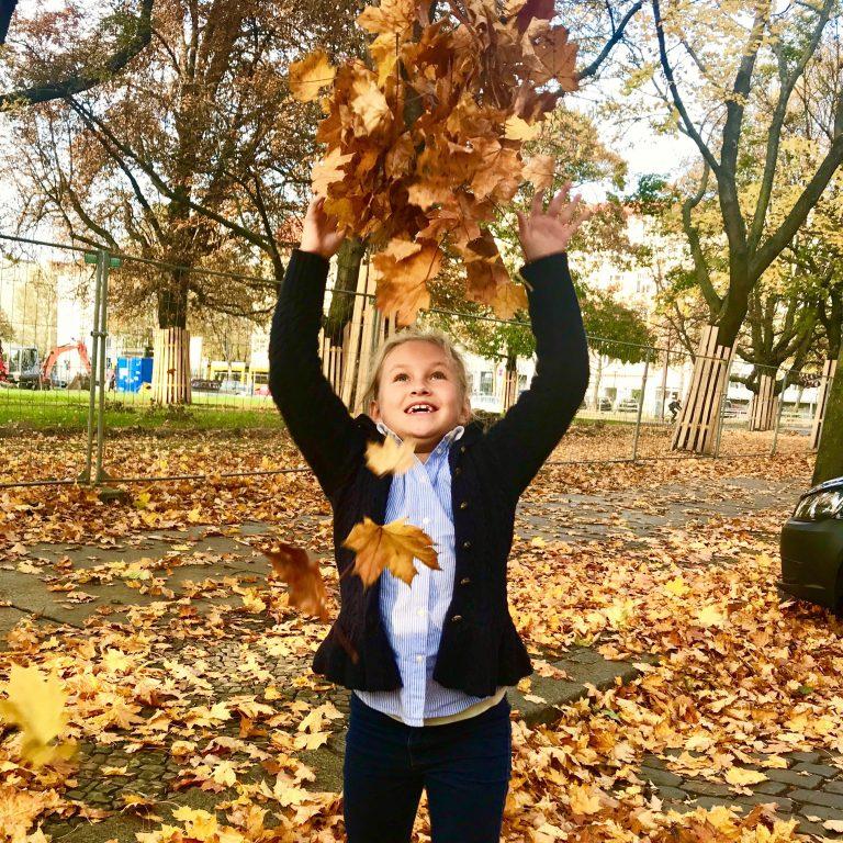 Herbstliebe im Park | berlinmittemom.com
