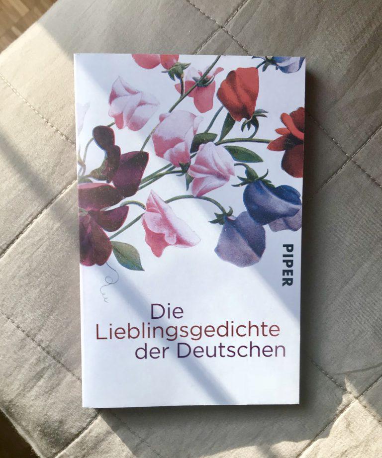 Freitagslieblinge: Die Lieblingsgedichte der Deutschen | berlinmittemom.com