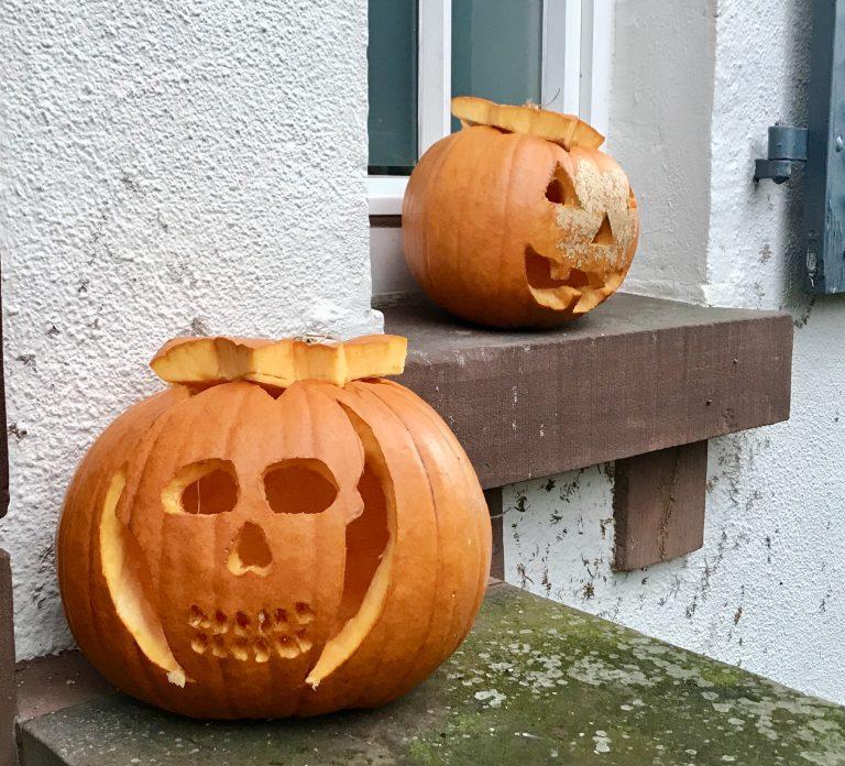 Halloween Kürbisse | berlinmittemom.com