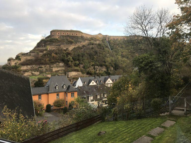 Festung Ehrenbreitstein, Koblenz | berlinmittemom.com